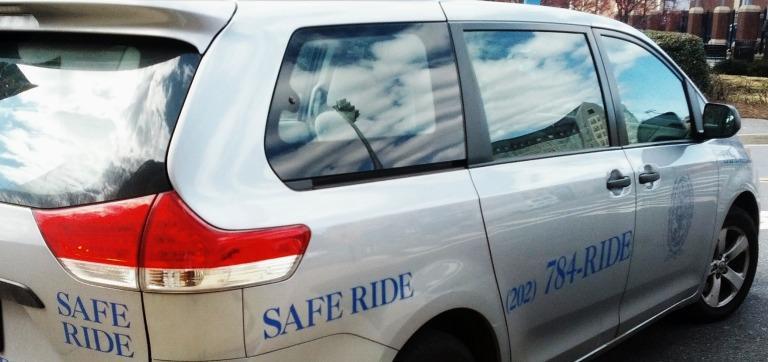 Saferides Van